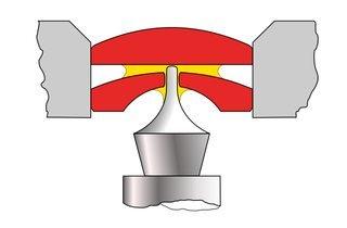 Jeweled bearing from wikimedia commons